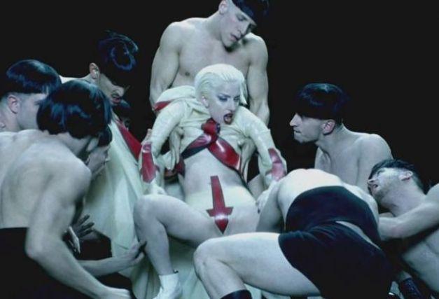 Raunchy Lady Gaga